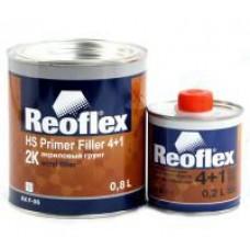 Двухкомпонентный акриловый грунт Reoflex 4+1