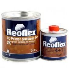 Двухкомпонентный акриловый грунт Reoflex 4+1              «прямо на металл»