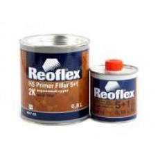 Двухкомпонентный акриловый грунт Reoflex 5+1