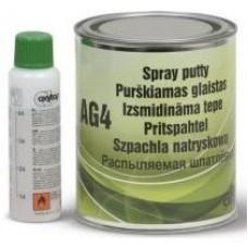 Полиэфирная распыляемая шпатлёвка ARScolor Spraying Putty